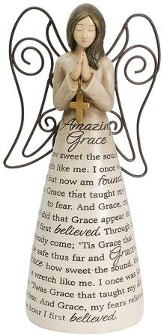 Amazing Grace Angel Figurine