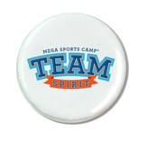 MEGA Sports Camp TEAM Spirit: Theme Button (pkg of 10)