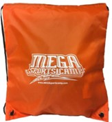 MEGA Sports Camp Backpack, Orange