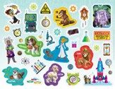 Time Lab: Theme Stickers (pkg. of 10)