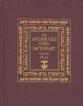 Anchor Yale Bible Dictionary, Vol 2. D-G