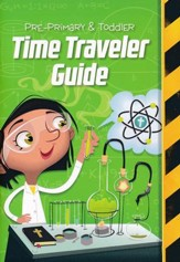 Time Lab: ESV Pre-Primary and Toddler Time Traveler Guide and Sticker Set (pkg. of 10)