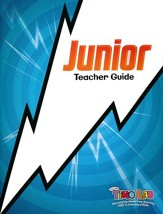 Time Lab: Junior Teacher Guide with Resource DVD-ROM