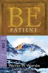 Be Patient - eBook