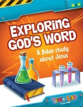 Time Lab: Exploring God's Word Booklet (pkg. of 10)