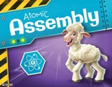 Time Lab: Atomic Assembly Rotation Sign