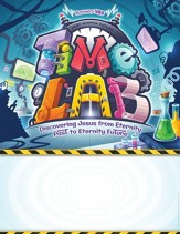 Time Lab: Promotional Poster (pkg. of 10)