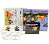 Visualize World Geography, Combination Kit Kindergarten to Twelfth Grades