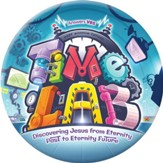Time Lab: Logo Button (pkg. of 10)