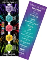 Time Lab: Names of Jesus Bookmarks (pkg. of 10)