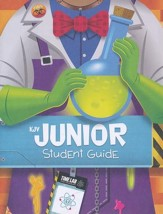 Time Lab: KJV Junior Student Guide (pkg. of 10)