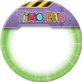 Time Lab: Name Button (pkg. of 10)