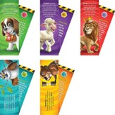 Time Lab: ESV Animal Pals Bookmarks (pkg. of 10)