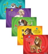 Time Lab: Animal Pals Posters (pkg. of 5)