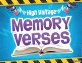 Time Lab: High Voltage Bible Memory Verses Rotation Sign