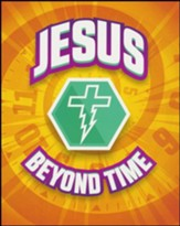 Time Lab: Jesus Beyond Time Booklet (pkg. of 10)