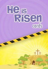 Time Lab: Resurrection Trading Cards (pkg. of 50)