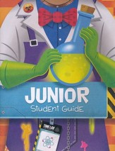 Time Lab: ESV Junior Student Guide (pkg. of 10)