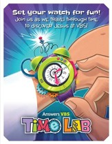 Time Lab: Invitation Postcards (pkg. of 40)