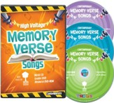 Time Lab: Memory Verse Music Leader Set (Contemporary)