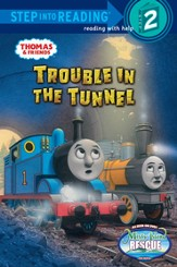 Trouble in the Tunnel (Thomas and Friends) - eBook