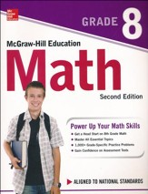 McGraw-Hill's Math Grade 8, Second Edition