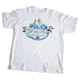 Polar Blast: Theme T-Shirt, Adult Medium (38-40)