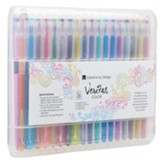 Veritas, Gel Pen Set, Assorted, Set of 36