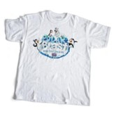 Polar Blast: Theme T-Shirt, Adult 2X-Large (50-52)