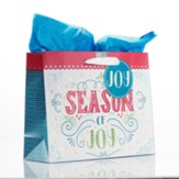 Season of Joy, Gift Bag, Large
