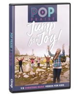 POP Praise Jump for Joy: 12 Christian Music Videos for Kids