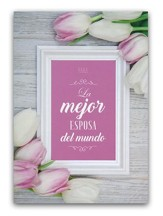 La Mejor Esposa del Mundo, tarjeta (Best Wife in the World Card)