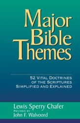 Major Bible Themes / New edition - eBook
