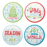 Christmas Coasters, Set of 8