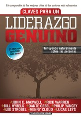 Claves para un liderazgo genuino - eBook
