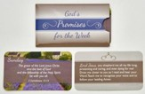 For You: Promises of the Week, Laminated Scripture Cards in Paper Sleeves, Set of 7