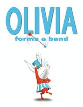 Olivia Forms a Band: with audio recording - eBook