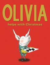 Olivia Helps with Christmas: with audio recroding - eBook