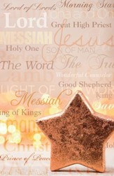 Names of Jesus Christmas Bulletins, 100