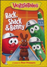 Rack, Shack, and Benny - Repackaged