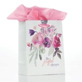 Be Joyful Always Gift Bag, Medium