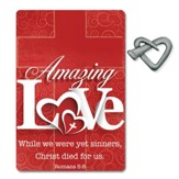 Amazing Love Pocket Token & Card