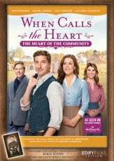 When Calls the Heart: The Heart of the Community, DVD