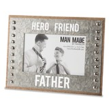 Hero Friend Father Photo Frame