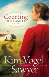 Courting Miss Amsel - eBook
