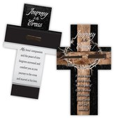 Journey To the Cross, Bookmark and Rustic Nail
