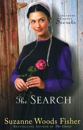 The Search, Lancaster County Secrets Series #3 - eBook