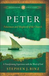Peter: Fisherman and Shepherd of the Church - eBook