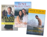 Buy all three and SAVE! Unstoppable; Love Without   Limits; Stand Strong
