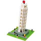 Nano Blocks - Torre di Pisa